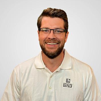 portrait of Matt Krebs, Founder and CEO of Creating Margin